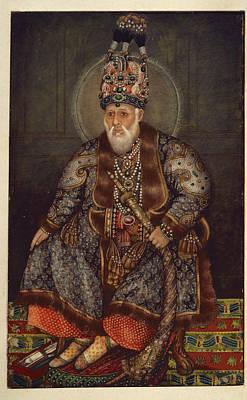Akbar II Art Print