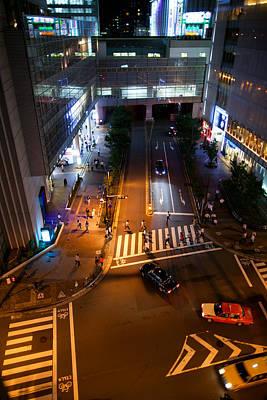 Photograph - Akihabara Night by Brad Brizek