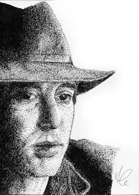 Drawing - Al by Alessandro Della Pietra