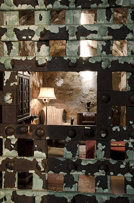 Photograph - Al Capone Cell by Crystal Wightman