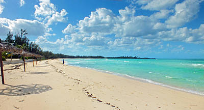 Photograph - Alabaster Bay Beach On Eleuthera  by Duane McCullough