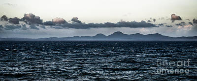 Photograph - Alabat Island On The Philippine Sea by Michael Arend