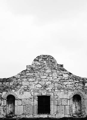 Alamo 1 Art Print by John Gusky