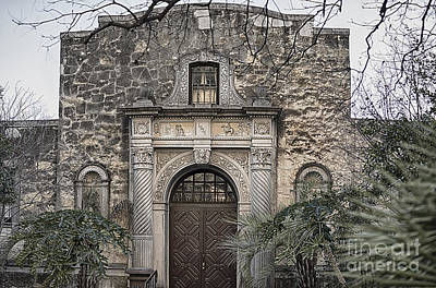 Photograph - Alamo North End by Jeremy Linot