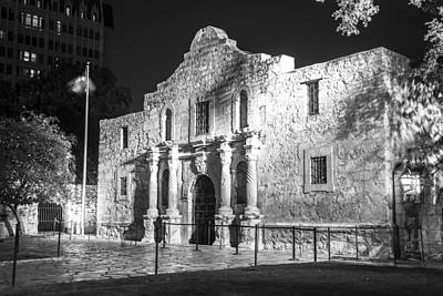 Photograph - Alamo Side by John McGraw