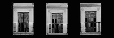 Photograph - Alamos Doors Panorama by Jeff Brunton