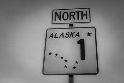 Photograph - Alaska 1 by Roger Clifford