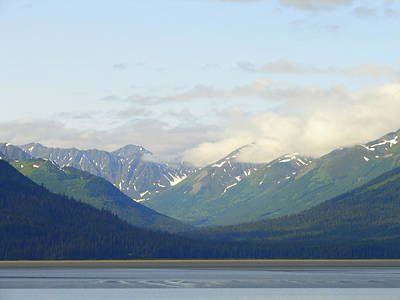 Photograph - Alaska 16 by Lew Davis