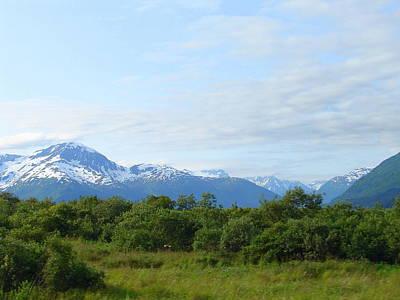 Photograph - Alaska 17 by Lew Davis