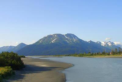 Photograph - Alaska 19 by Lew Davis