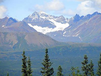 Photograph - Alaska 7 by Lew Davis