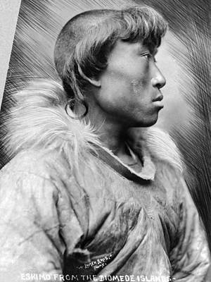 Photograph - Alaska Eskimo, C1904 by Granger