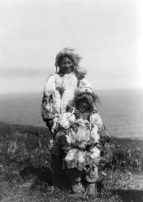 Photograph - Alaska Eskimos, C1929 by Granger