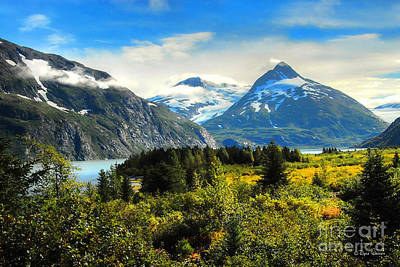 Photograph - Alaska In All Her Glory by Dyle   Warren