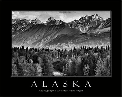 Photograph - Alaska  by Katie Wing Vigil