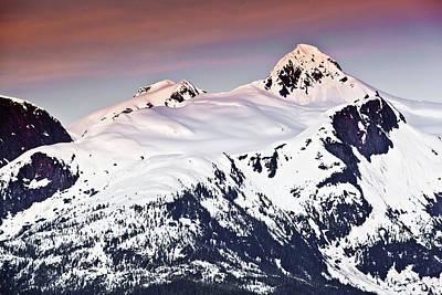 Alaska Landscape Art Print