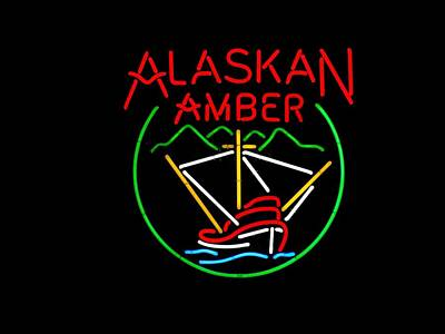 Photograph - Alaskan Amber Boat by Steven Parker