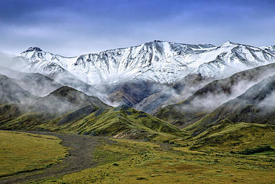 Alaska Mountains Photograph - Alaskan Dream by Rick Berk