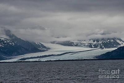 Photograph - Alaskan Glacier by David Arment
