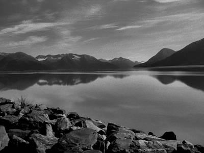 Photograph - Alaskan Serenity by Robert Meyers-Lussier