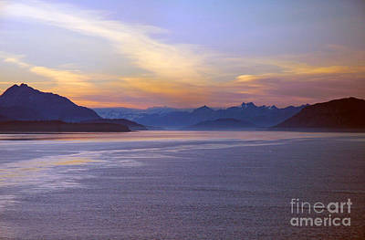 Photograph - Alaskan Sunrise by Cindy Murphy - NightVisions