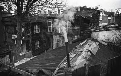 High Iso Photograph - Albanian Village by Taylan Apukovska