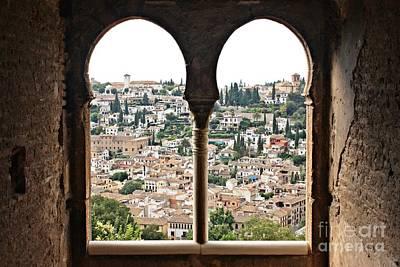 Albayzin From Alhambra Original