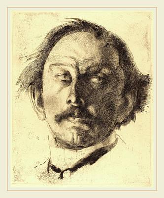 Albert Besnard, Jules Destrée, French, 1849-1934 Art Print