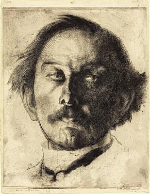 Albert Besnard, Jules Destrée, French, 1849 - 1934 Art Print
