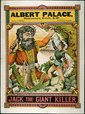 Albert Palace Print by British Library