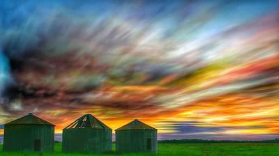 Animal Surreal - Alberta Magic by Michael Van der Hoek