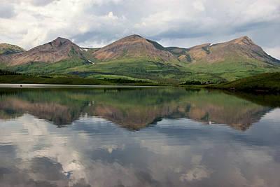 Photograph - Alberta Rockies by Daniel Woodrum