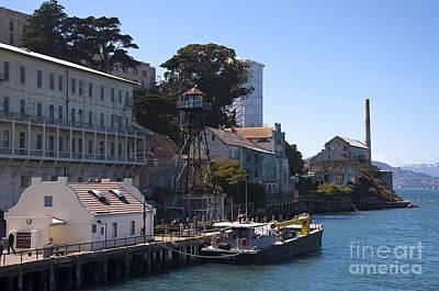 Photograph - Alcatraz by Brenda Kean