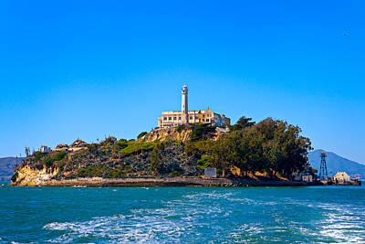 Alcatraz Island Art Print by James O Thompson