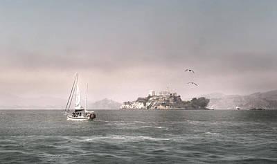 Photograph - Alcatraz by John Poon