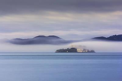 Alcatraz Photograph - Alcatraz by Lee Harland