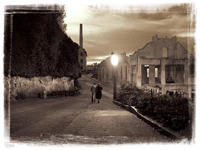 Alcatraz Photograph - Alcatraz Scene by Jim Lipschutz
