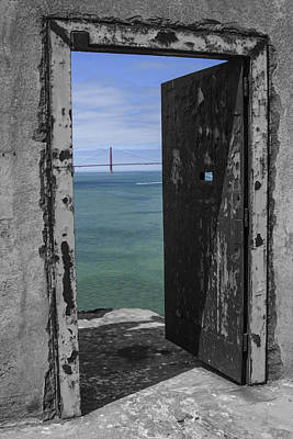 Photograph - Alcatraz -the Rock by Wes Jimerson