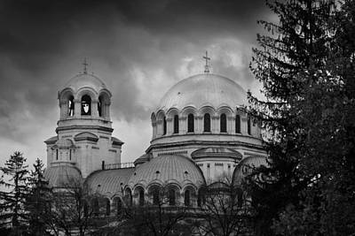 Photograph - Aleksander Nevski  by Svetoslav Sokolov