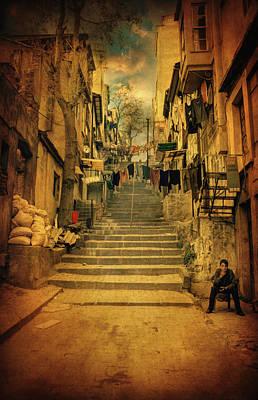 Old House Photograph - Alem-i Misal by Taylan Apukovska