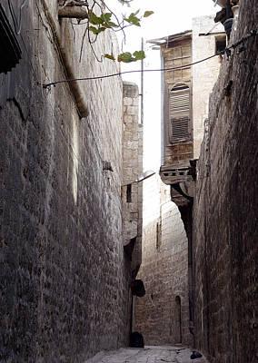 Photograph - Aleppo Alleyway05 by Mamoun Sakkal