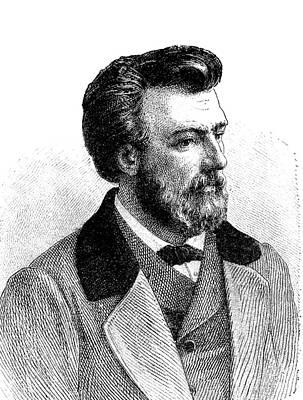 Alexander Bell Art Print