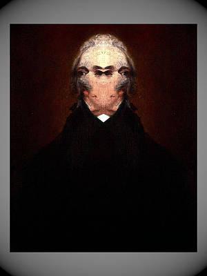 Digital Art - Alexander Hamilton 4 by Zac AlleyWalker Lowing