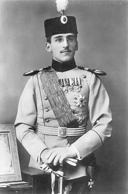 Yugoslavian Photograph - Alexander I Of Serbia (1888-1934) by Granger