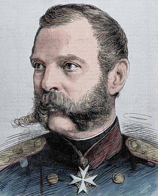 Alexander II (1818-1881 Art Print by Prisma Archivo