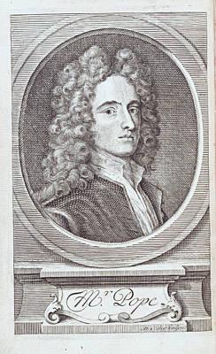 Alexander Pope Art Print