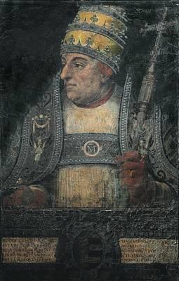 Alexander Vi 1431-1503. Pope From 1492 Art Print