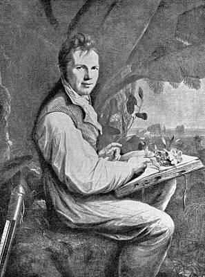 Alexander Von Humboldt Art Print by Bildagentur-online/tschanz