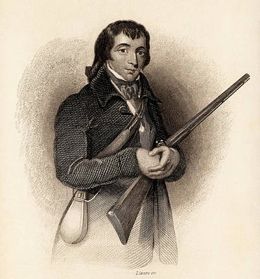 1794 Photograph - Alexander Wilson by Universal History Archive/uig