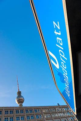 Alexanderplatz - Berlin Art Print